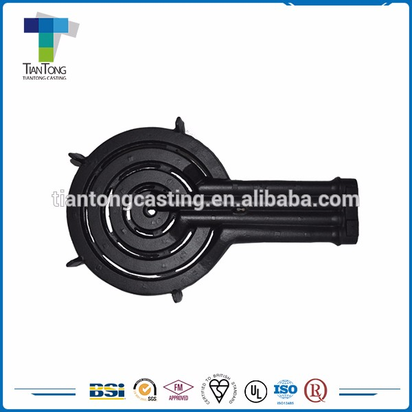 Alibaba China gas burner stove Cast iron
