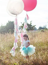 Jumbo Confetti Balloons with Tassels Tissue Paper Party Confetti Bag Of One Inch Sized Tissue Paper Confetti