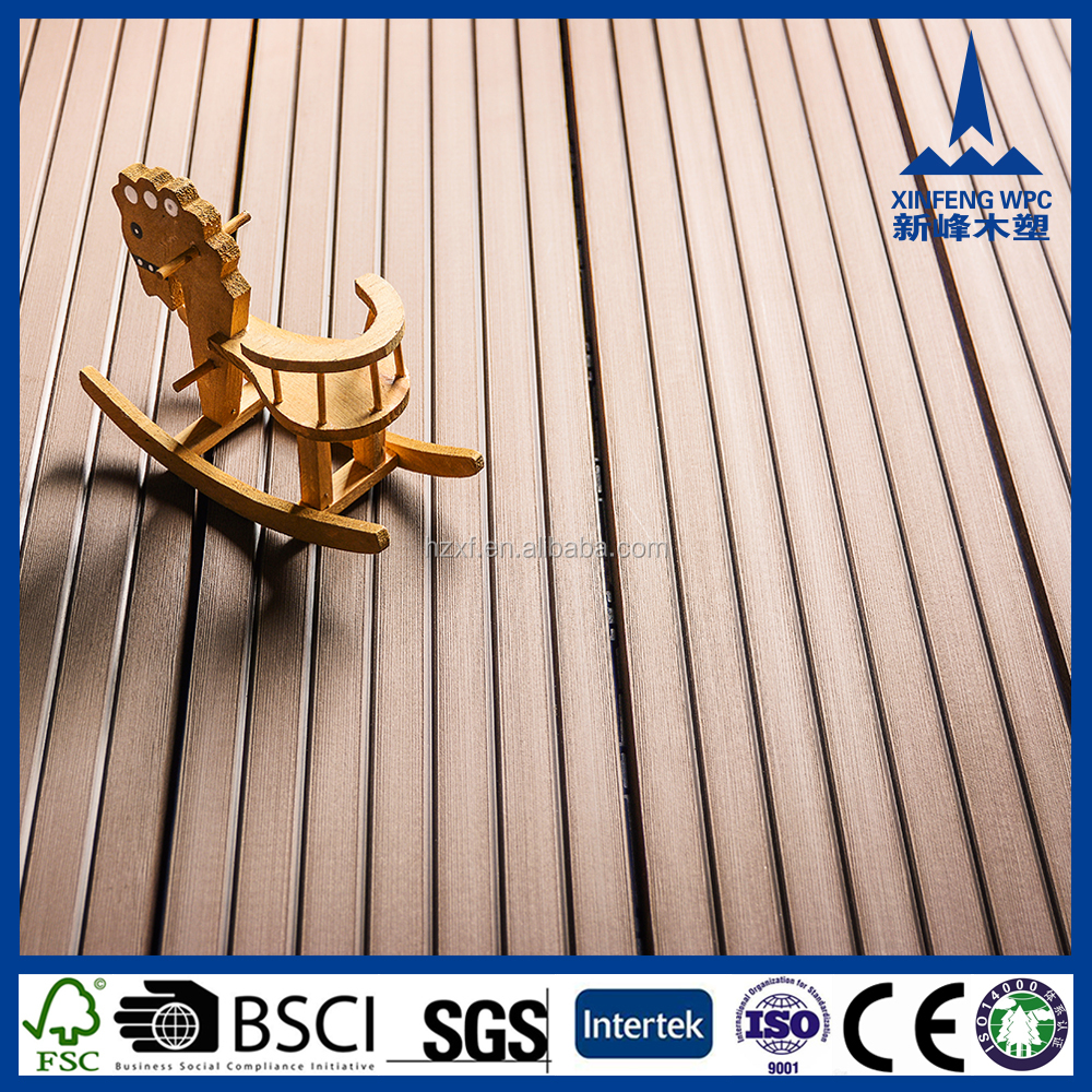 Outdoor Usage and Larch Wood plastic composite Flooring Type siberian larch planken decking