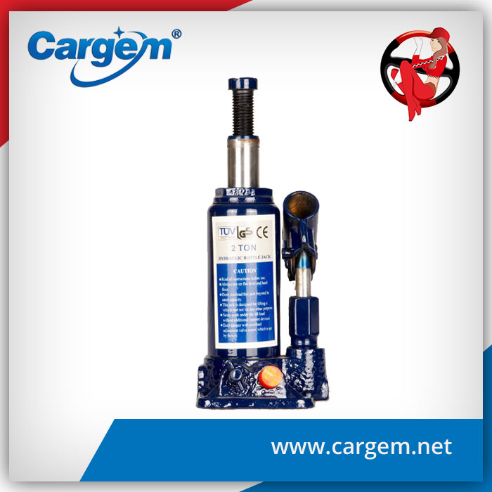 CARGEM 2 Ton Hydraulic Bottle Jack Car Repair Tools