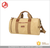 Mens custom oem canvas army retro travel bag