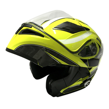 New & Group Talking Personal Full Face Cover Racing Off-road Motorcycle Intercom Helmet