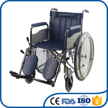 Special price chrome plating uniqe design high quality hospital wheelchairs