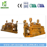 Best price high quality 100 kw natural gas generator set/biogas generator