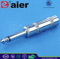Daier right angle adapter plug