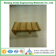 Concrete Floors Brass Accessories Nosing for Stairs