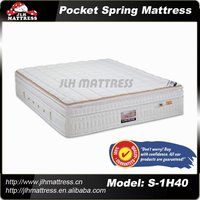 super pillows top pocket spring mattress