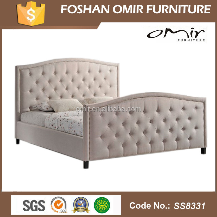 Omir furniture loft bed mdf wood bed designs teak wood beds models SS8331