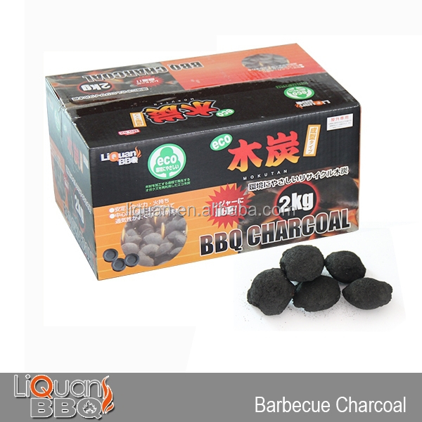 BBQ Portable Charcoal , 2KG Smokeless Charcoal For BBQ, Cook With Charcoal