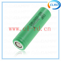 hot selling samsung 18650 INR18650-25R 2500mah high power battery 20A continuous discharge lithium ion battery 18650