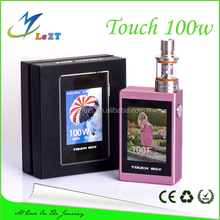 LeZT Top selling products newest original TC box mod capricorn 60w double mode touch screen box mod