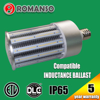 New style 100w led corn light bulb replacement 400w metal halide