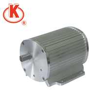 220V 135mm low vibration&noise single phase capacitor-run motor