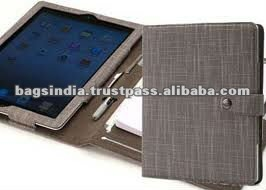 Jute IPad Sleeves