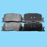 disc brake pad for Toyota car spare part