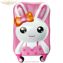 Animal Design Kids Luggage Bag Cases, Cartoon Travel Luggage Bag