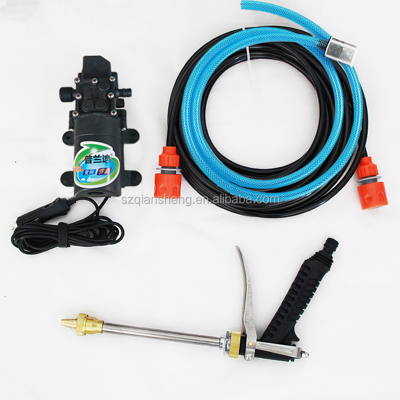 Electric Car Wash Washer Water Pump Portable High Pressure car wash machine