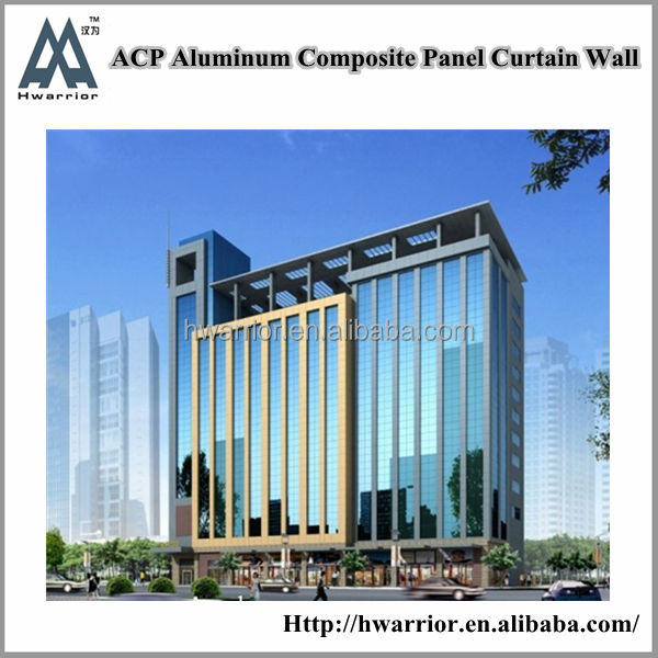 China ACP building material Guangzhou ACP facade decoration