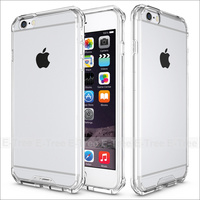 Strong Hard Back Case For Apple Iphone6 Plus, Silicone Bumper Cover For Apple Iphone 6 Plus