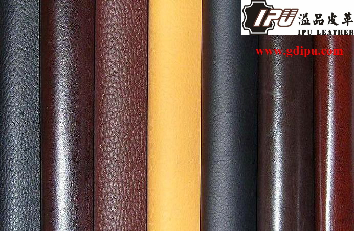 Hot selling artificial leather 100 pu synthetic textiles leather product