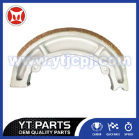 JD125 Motor Cycle Brake Shoes Of Sand Blasting Effect
