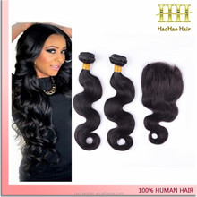 Best selling new products large stock brazilian virgin hair fix hair