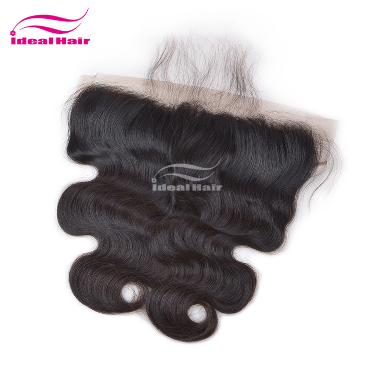 Large Stock brazilian lace frontal body wave high quality fast shipping by DHL