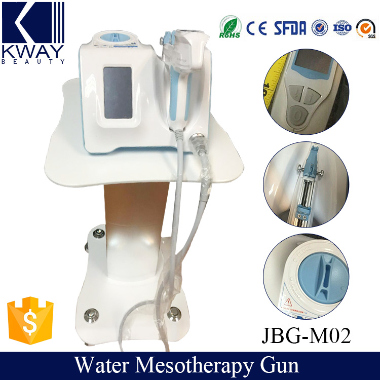 Newly Mesotherapy Meso Gun February HOT SALES Vital Injector Professional Anti Wrinkle Machine Beauty Salon Tool