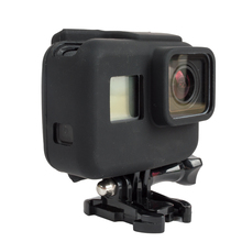 Wholesale Go pro Accessories Silicone case for GoPros heros 5 with frame GP397