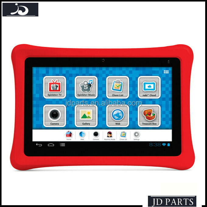 LCD screen digitizer for Nabi 2 7'' inch Kids Tablet with high quality