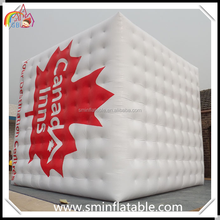 China manufacturer giant inflatable cube helium, inflatable square balloons helium, inflatable floating cube balloon for outdoor