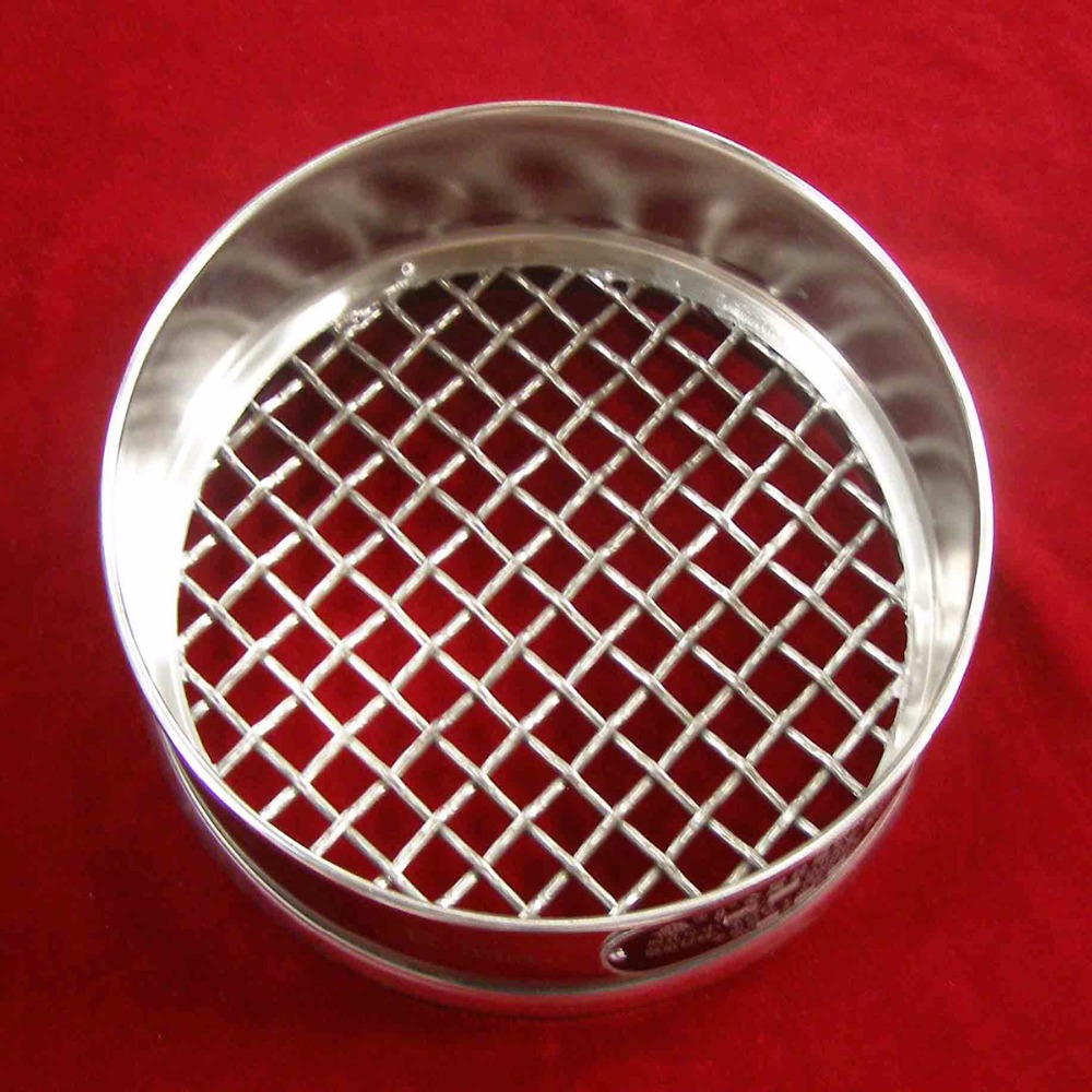 Best price 304 Square Hole Perforated Metal plate /Laboratory Sieve/Test Sieve(Factory)
