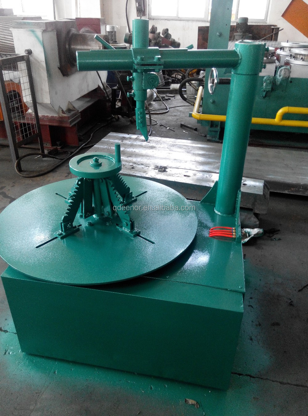 Tire Recycling Machine Suppliers / Tire Scrap Recycling Machine / Waste Tire Cutting Machine