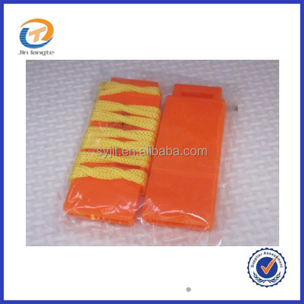 Orion Safety Products Orange Plastic Emergency Cheap Whistles