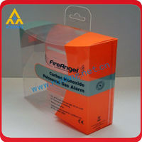 enough strong for transporting table LED Lamp heat sealed packaging