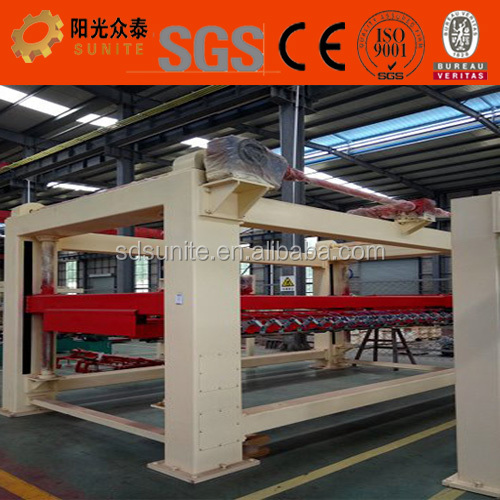 hollow solid Gypsum Block production machines price in bangladesh