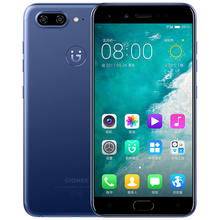 "4 Cameras Gionee S10 Mobile Phone Android 7.0 4G LTE Helio P25 Octa Core 6G+64G 5.5"" FHD 20MP Dual Camera 3D Selfie Cellphone"