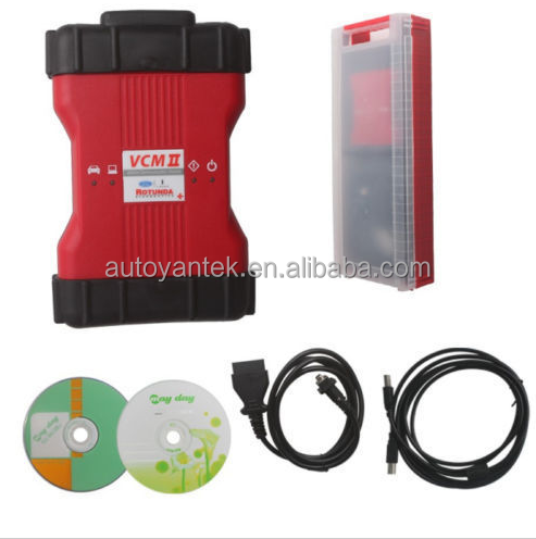 VCM2 for Ford IDS V100.01 & Mazda IDS V96 VCM II 2 in 1 for Ford Mazda Diagnostic Scanner Tool Hot Sale