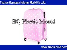 Plastic injection Custom suitcase mold