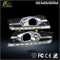 Auto Led Running Board Lights For Chevrolet Cruze Having Foglight Withing Turning