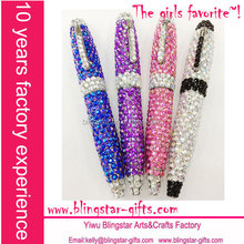 hot selling bling crystal pen