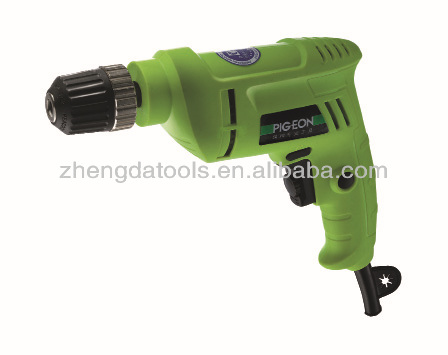 400W 10mm PIGEON Professional Reversible Electric Drill