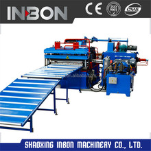 High speed flying shear cut to length lines