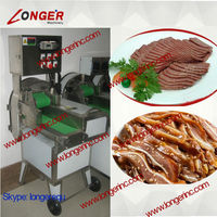 tripe/ox tripe/beef/pig's ear/roasted pork cutting machine