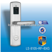 automatic door time locks for star hotels