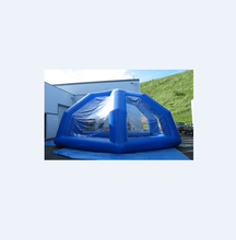 inflatable igloo for marquee white event tent/spider tent/6 legs welding tent dome H2181