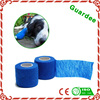 Colored Light Weight Nonwoven Pet Wrap Cohesive Bandage