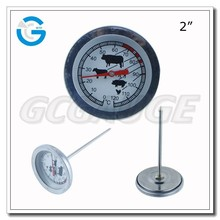 High quality stainless steel beef thermometer