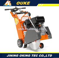 2015 Hot selling concrete road cutter,concrete groove cutter,gasoline powered circular saw
