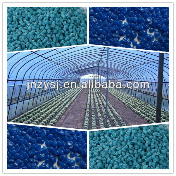 Plastic tunnel film longevity masterbatch for agricultural plastic tunnel film antifog film masterbatch